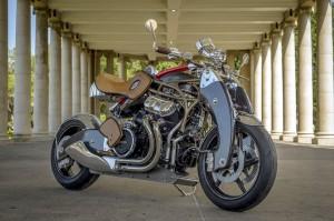Bienville Legacy Motorcycle
