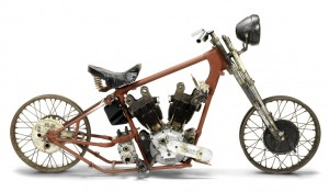 1927 Brough Superior 980cc SS100 Alpine Grand Sport project