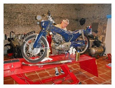 Honda-CB92