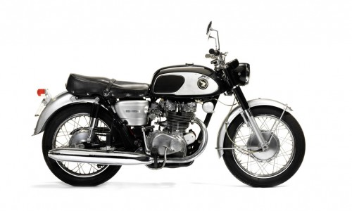 1967-Honda-CB450-Black-Bomber