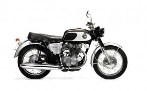 1967 Honda CB450 'Black Bomber'