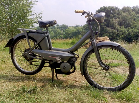 Peugeot Classic Motorcycles - Classic Motorbikes