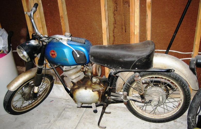 Allstate Motorcycle Insurance >> Sears Classic Bikes - Classic Motorbikes
