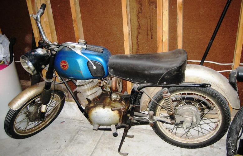 Yamaha Motorcycles Usa >> Sears Classic Bikes - Classic Motorbikes