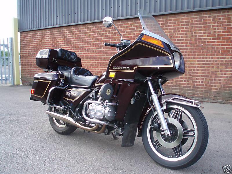 Honda Goldwing Gallery Classic Motorbikes