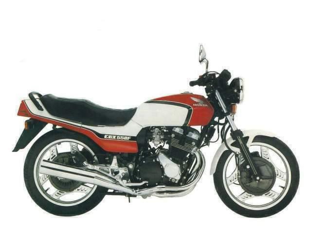 honda cbx550 gallery classic motorbikes rh classic motorbikes net Honda CB 550 Honda CBR 600
