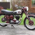 BSA C12 Classic Bikes