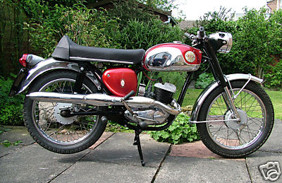 BSA Bantam D10 Gallery - Classic Motorbikes