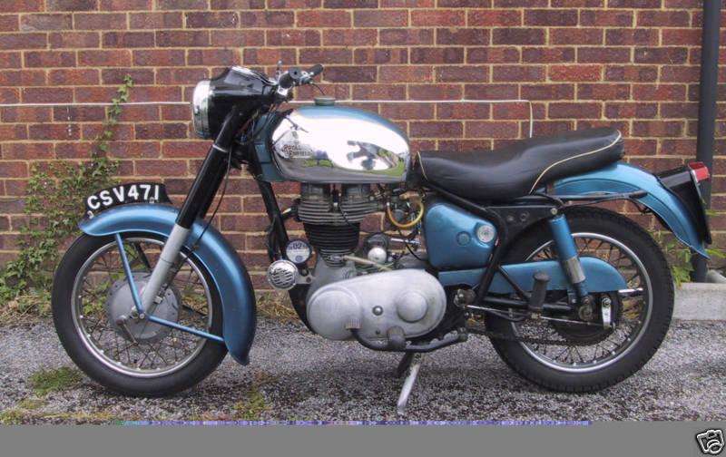 Royal Enfield Bullet Gallery Classic Motorbikes border=