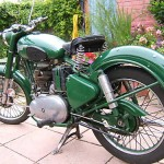Royal Enfield Clipper Gallery