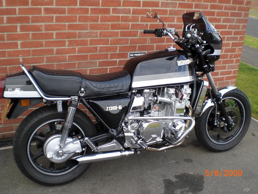 Kawasaki Z1300 Gallery   Clic Motorbikes