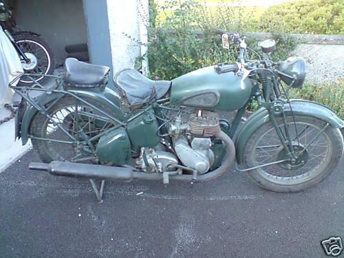 BSA M20 Gallery - Classic Motorbikes