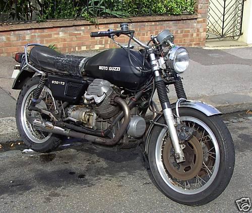 moto guzzi 850 t3 classic motorbikes. Black Bedroom Furniture Sets. Home Design Ideas