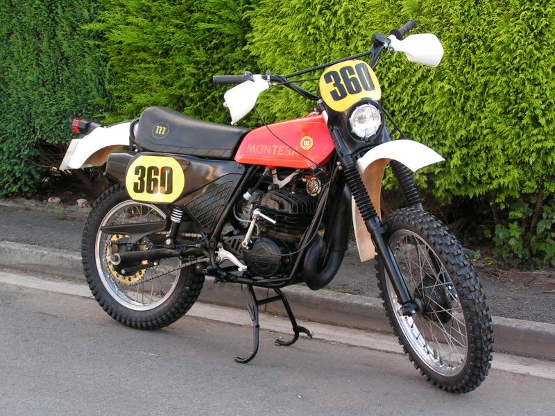 Montesa Classic Motorcycles Classic Motorbikes