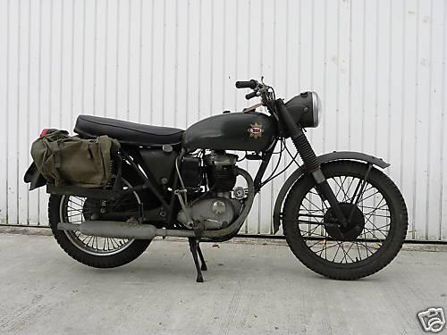Bsa B40 Gallery Classic Motorbikes