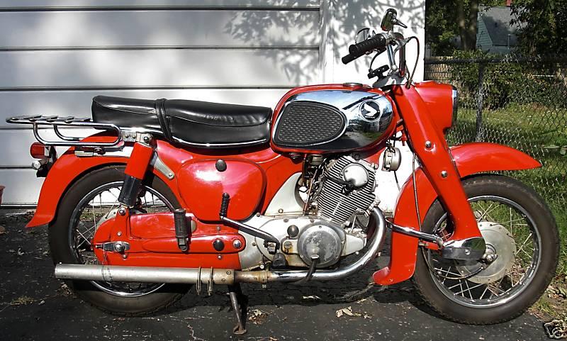 Honda CA77 Classic Bike Gallery - Classic Motorbikes