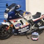Honda VF1000 Gallery