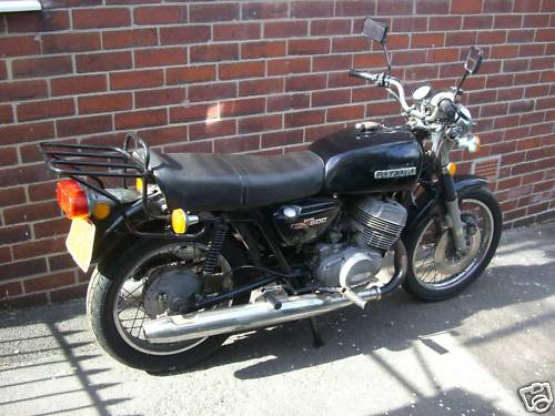 Suzuki Gt500 Gallery Classic Motorbikes