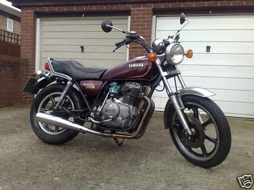 yamaha xs400 gallery classic motorbikes