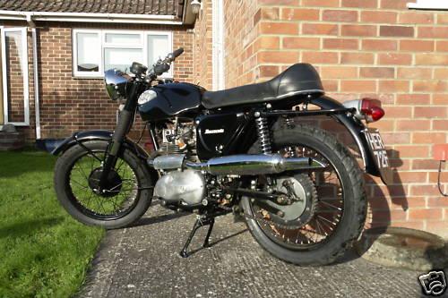 Bsa Barracuda Classic Bikes Classic Motorbikes