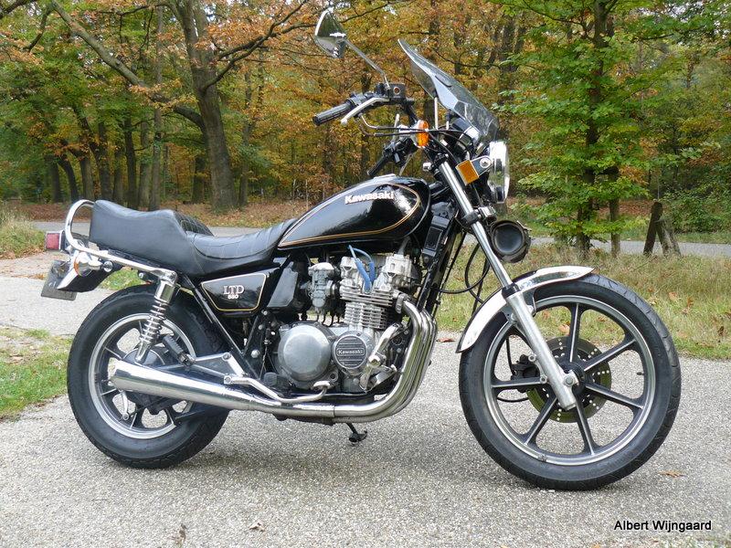 Kawasaki Z550 Gallery | Clic Motorbikes