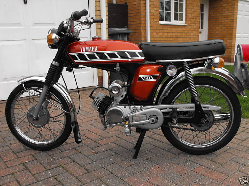 Vintage mopeds 15