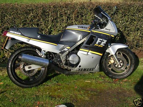 American Honda Finance Address >> Yamaha FZ750 Gallery - Classic Motorbikes