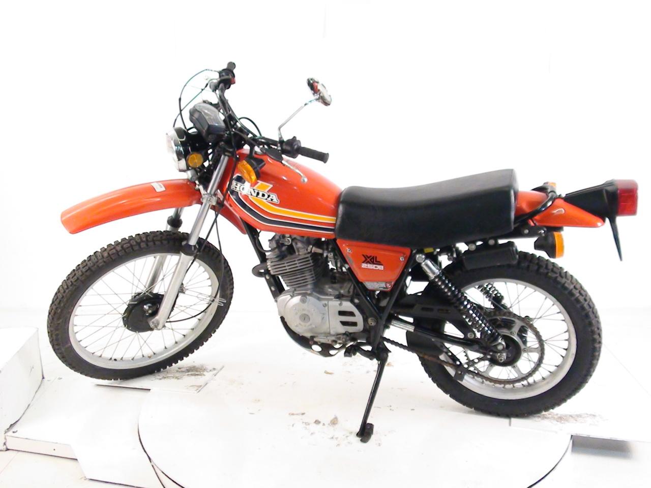 Honda xl250 gallery classic motorbikes for 1980s honda motorcycles