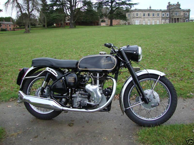 Velocette Viper Classic Motorbikes