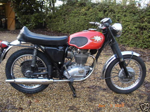 bsa  gallery classic motorbikes