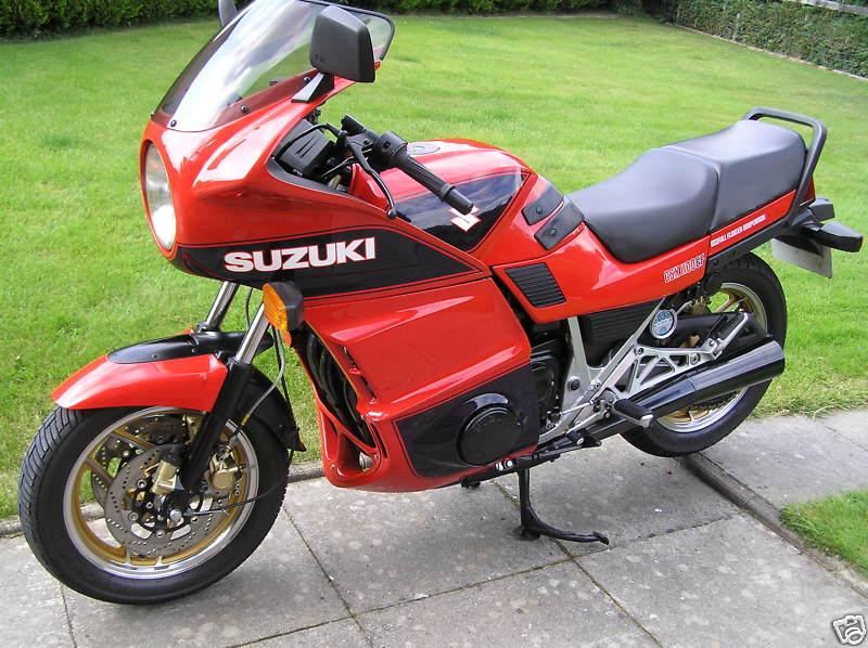 Suzuki Gsx Rfor Sale