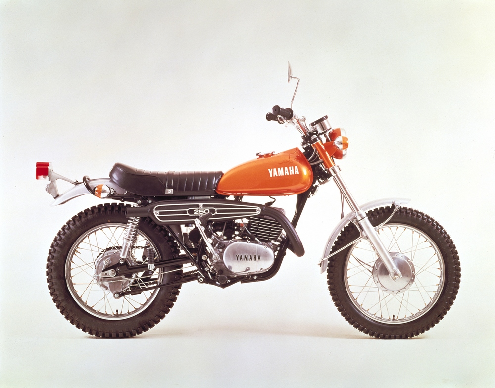 12335 yamaha classic motorcycles classic motorbikes 1971 yamaha ct1 175 wiring diagram at crackthecode.co