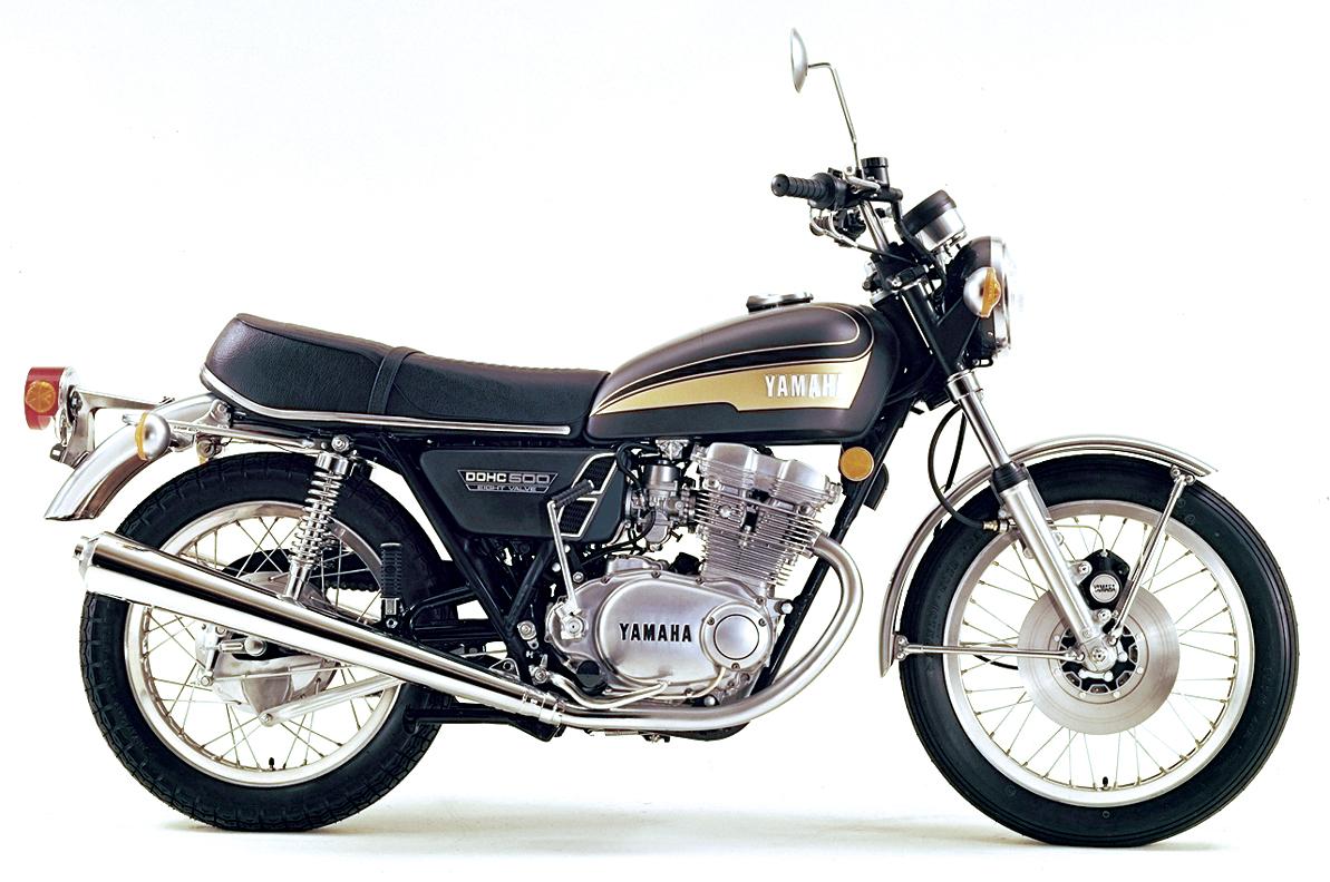 Yamaha tx500 classic motorbikes for 1973 yamaha yz80