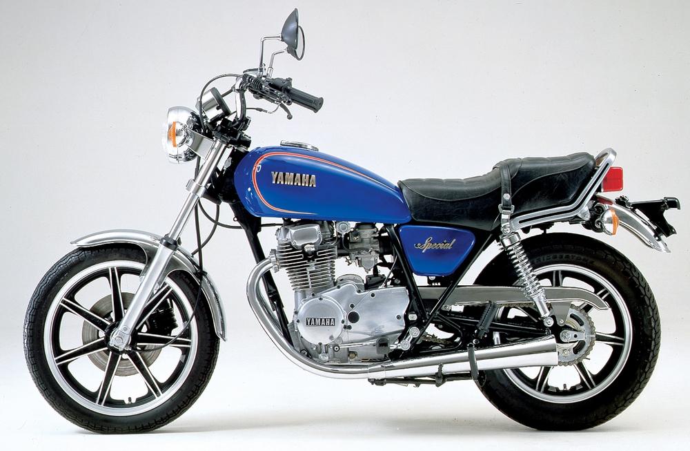 Yamaha xs400 gallery classic motorbikes for Yamaha 400cc motorcycle