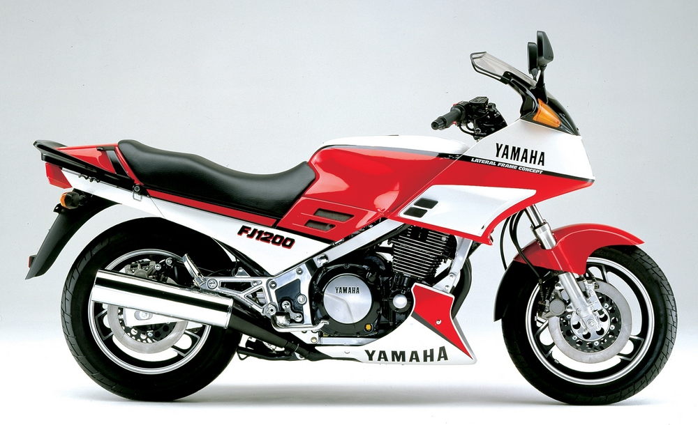 Yamaha fj1100 gallery classic motorbikes for Yamaha motorcycles okc