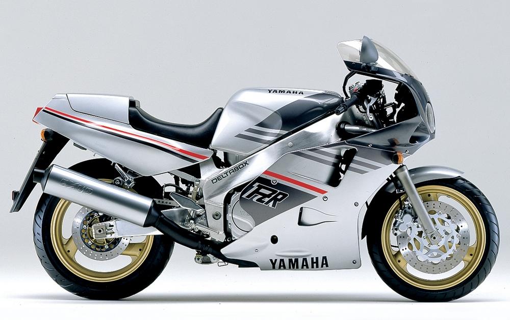 Yamaha Fzr1000 Gallery Classic Motorbikes