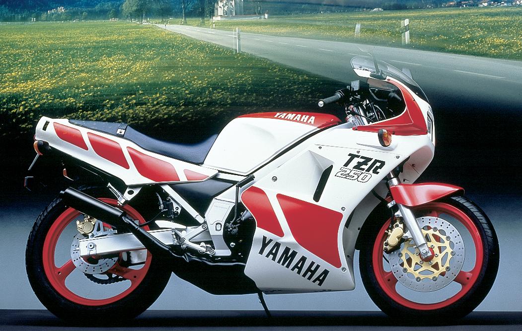 Yamaha Tzr250 Gallery Classic Motorbikes