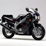 Yamaha FZR600 Gallery