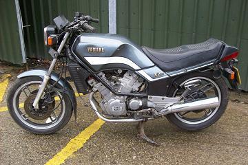 Yamaha Xz550 Classic Motorbikes