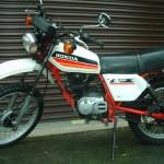 Honda XL125 Gallery