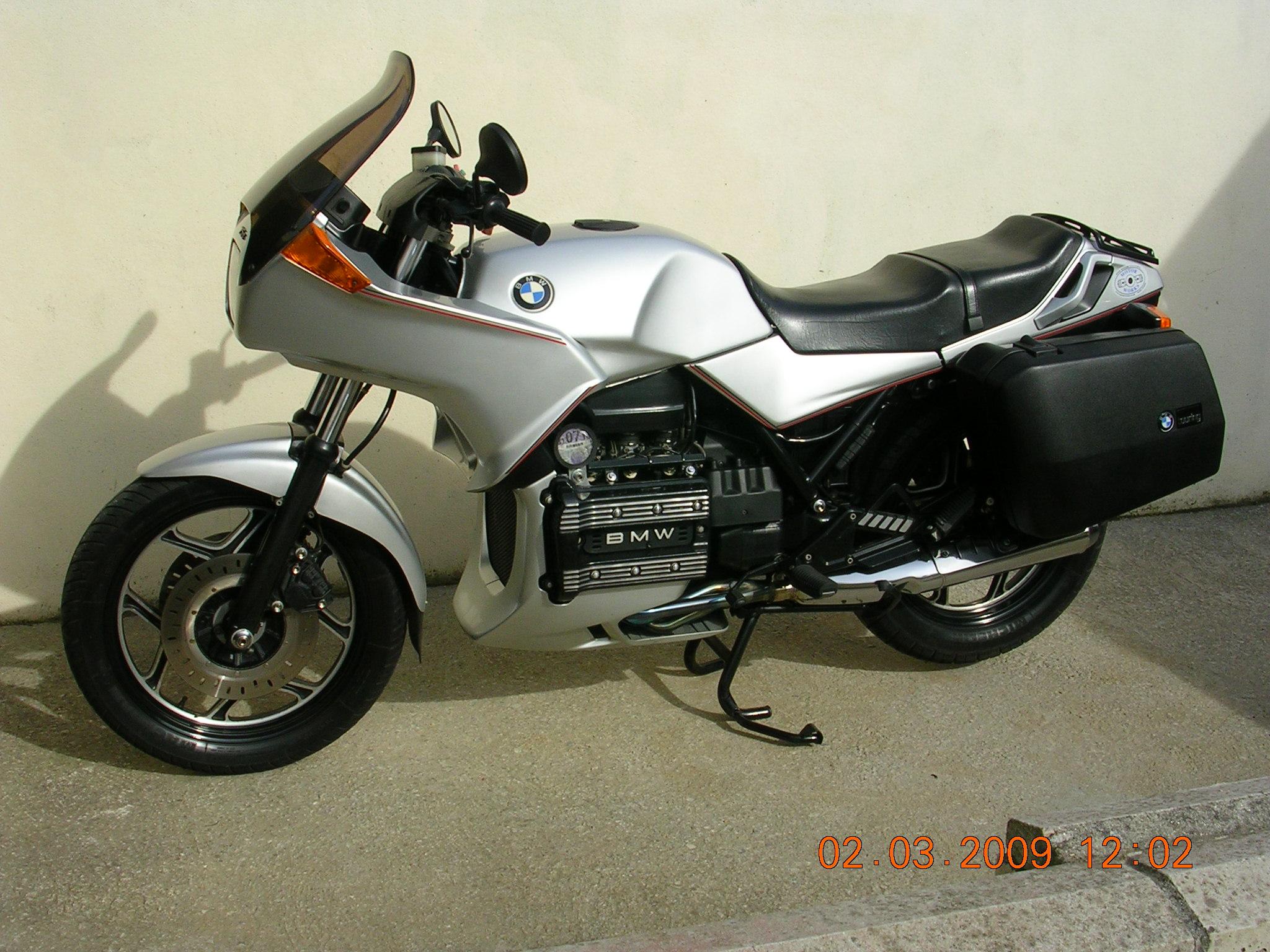 Bmw K75 Classic Bike Gallery Classic Motorbikes