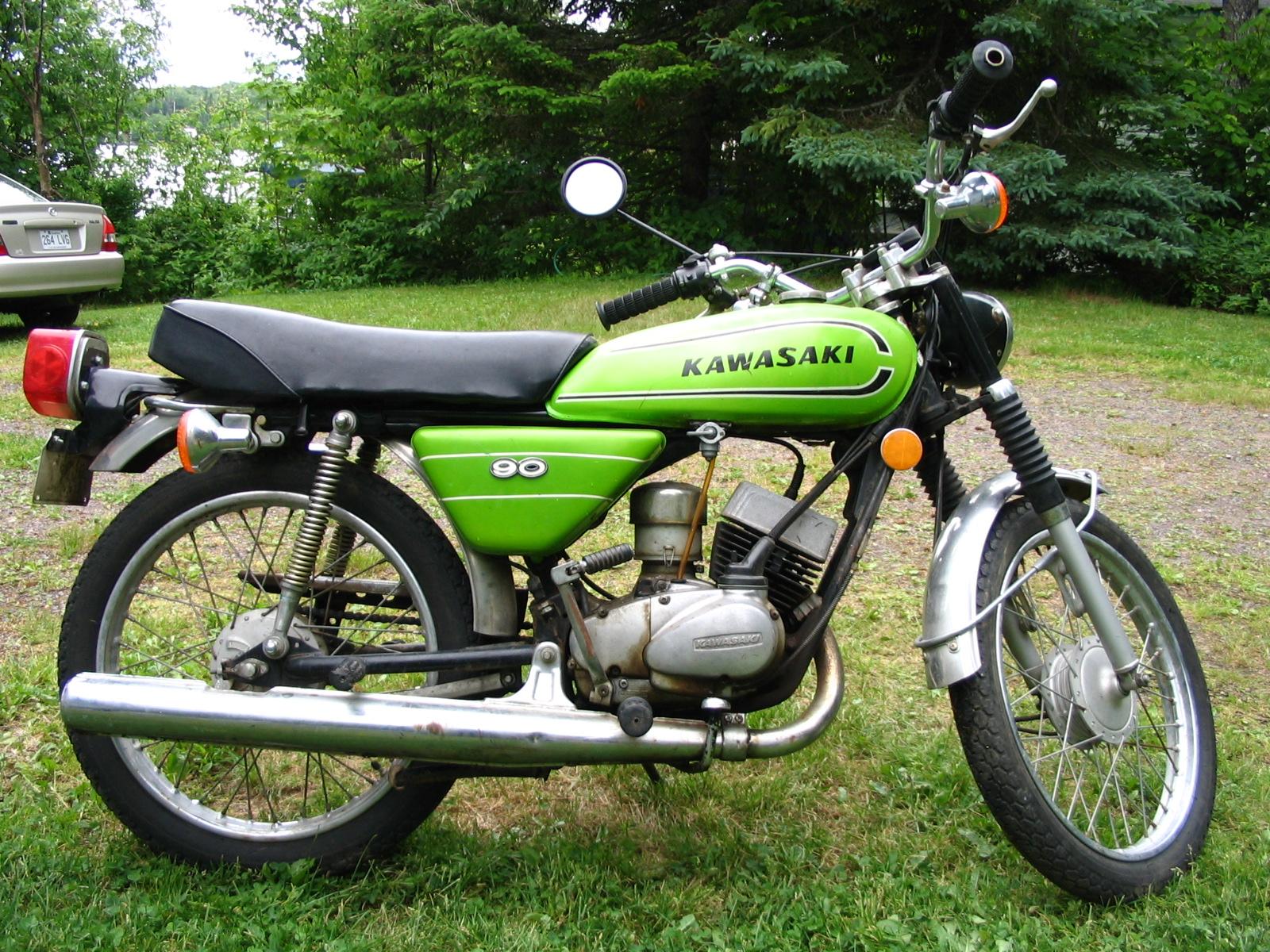 Kawasaki  Cc  Stroke