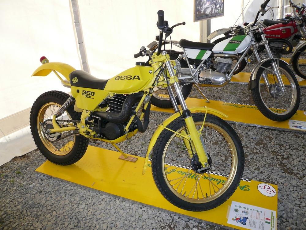 Honda Pioneer Reviews >> OSSA Classic Motorcycles - Classic Motorbikes