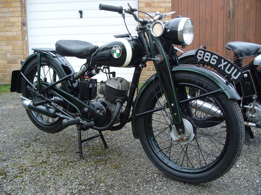 Verralls - Dealers in veteran, vintage and classic motorcycles