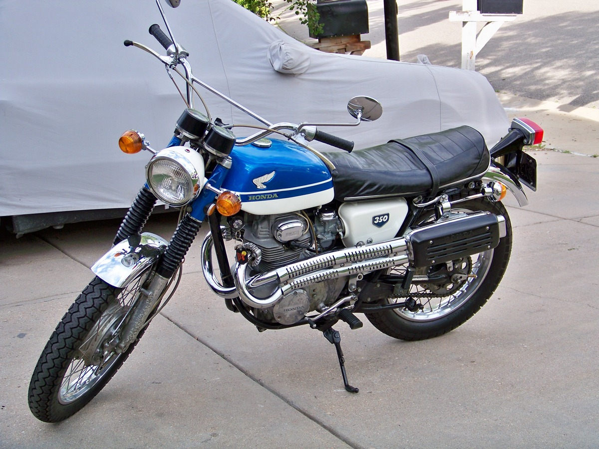 Honda Cl