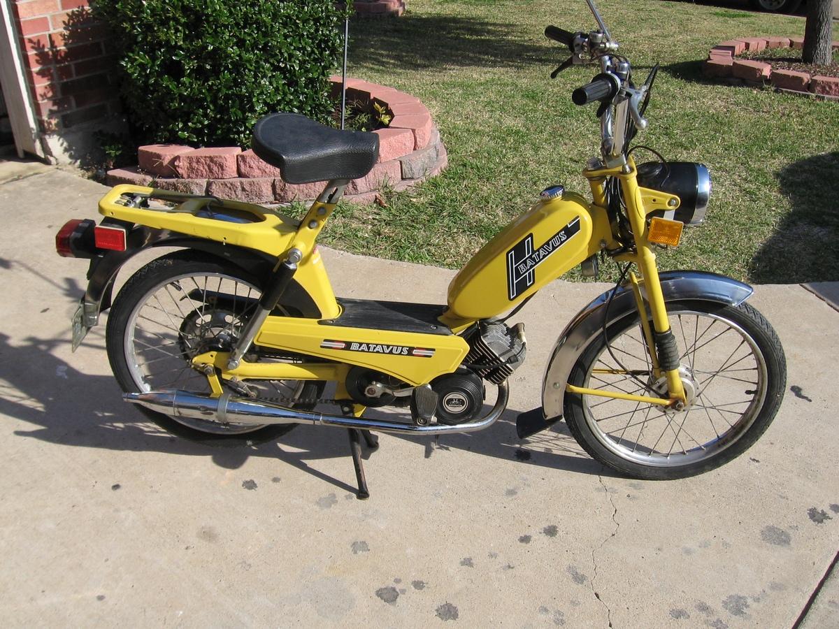 Best mopeds 11