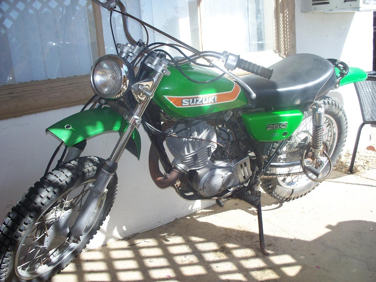 Suzuki Ts250 Gallery