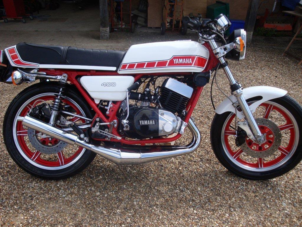 on Suzuki Single Cylinder Motorcycles