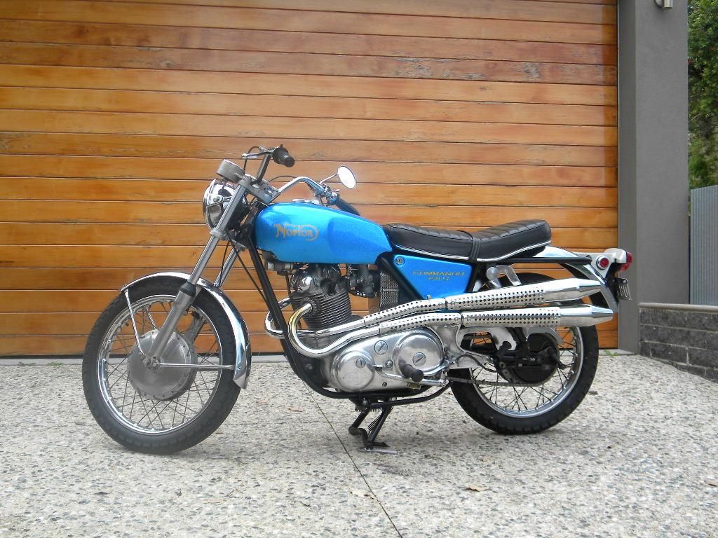 Norton Commando Gallery Classic Motorbikes