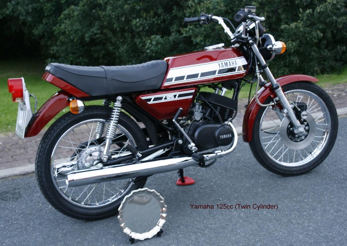Yamaha Rd125 Classic Motorbikes